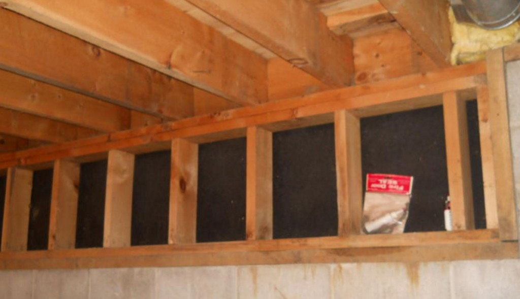 Cripple wall framing is a must for a cripple wall to shear wall conversion