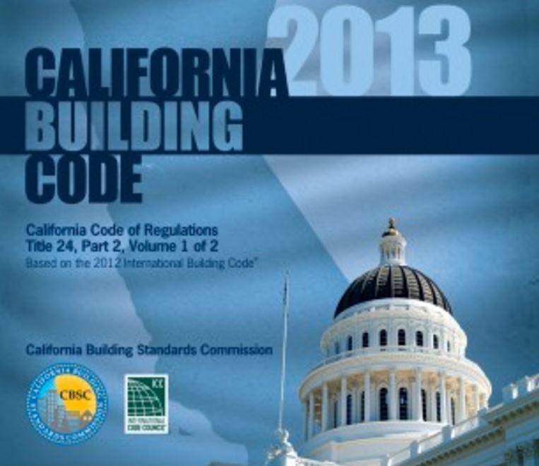 2013 California Building Code and Seismic Retrofitting