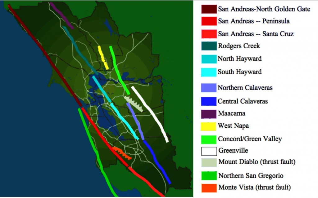 An Hayward Fault earthquake is expected very soon. and may rupture other faults.