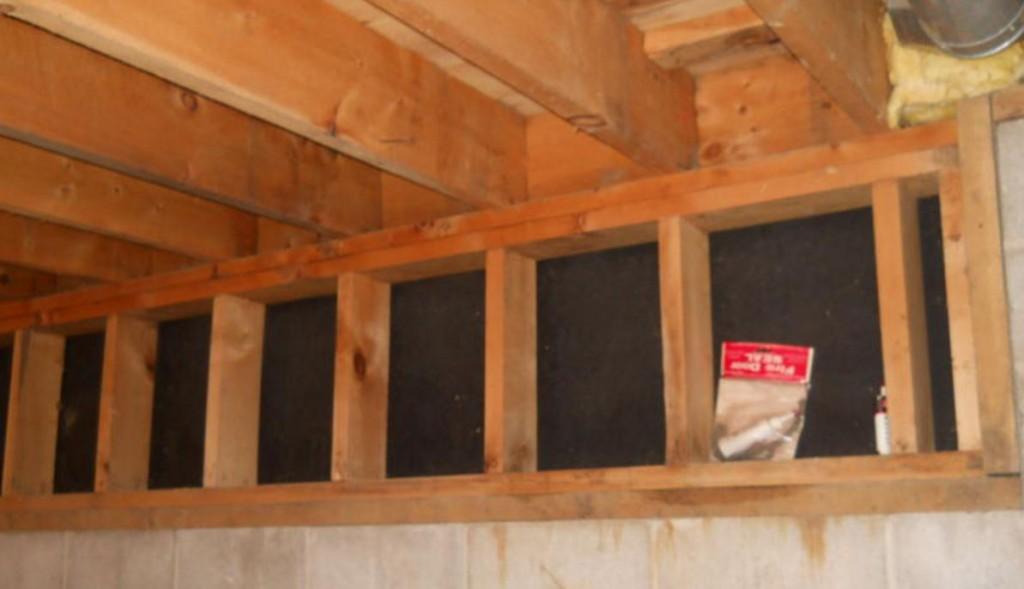 Cripple Wall Framing And New Retrofit Shear Walls