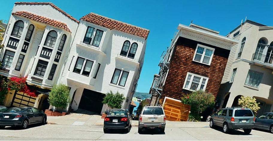 Soft story damage San Francisco
